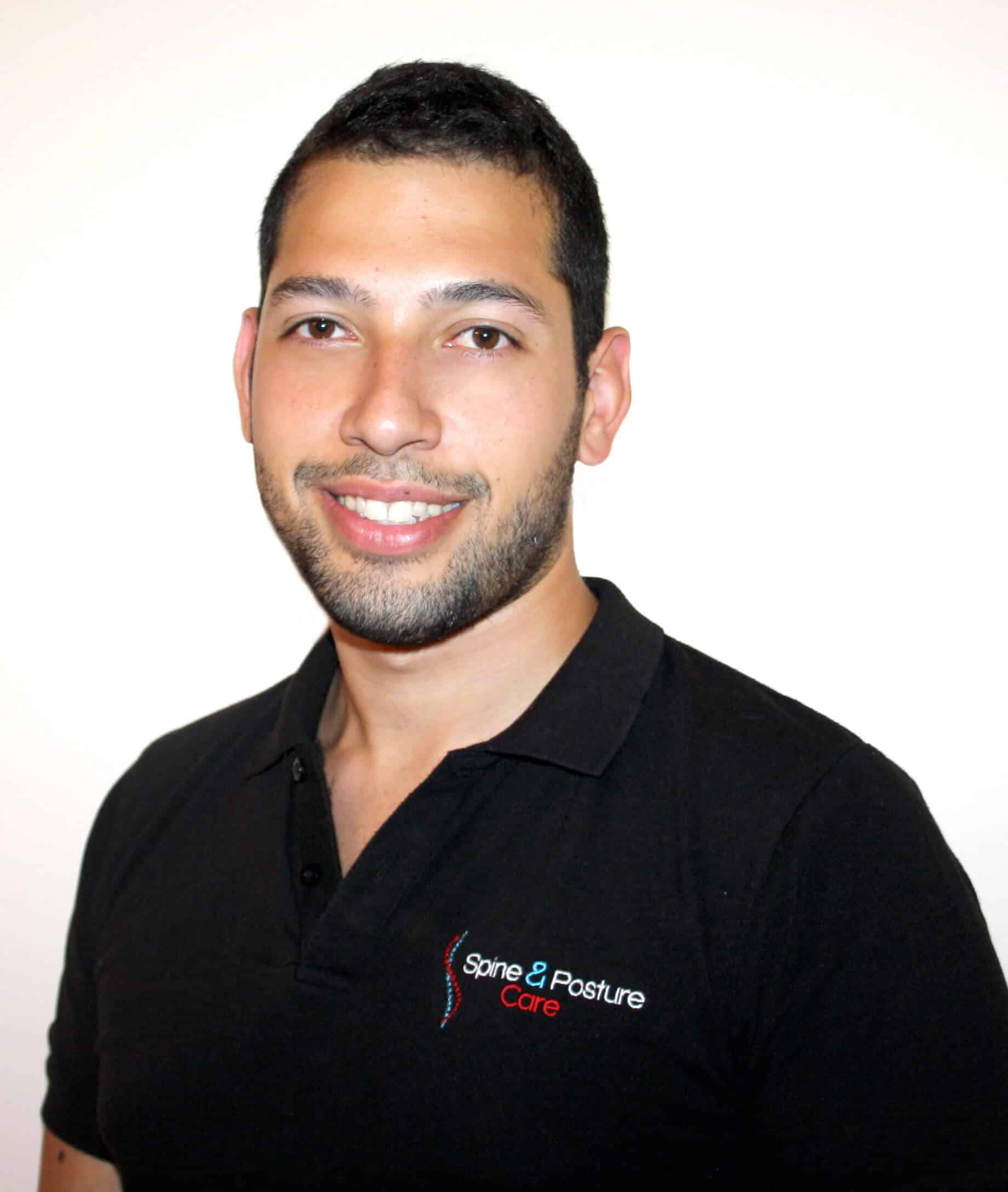 Mark El-Hayek chiropractor of Spine and Posture Care in Sydney CBD